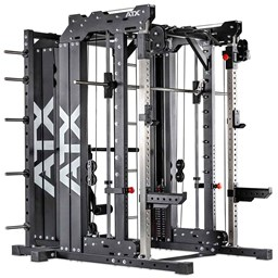 Bild von ATX® - Smith Cable Rack 760 - Komplettset - Stack Weight